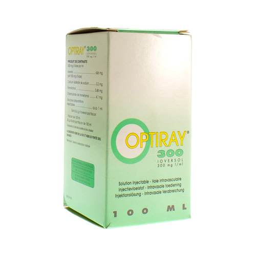 Optiray 300 Mg I/Ml (100 Ml)