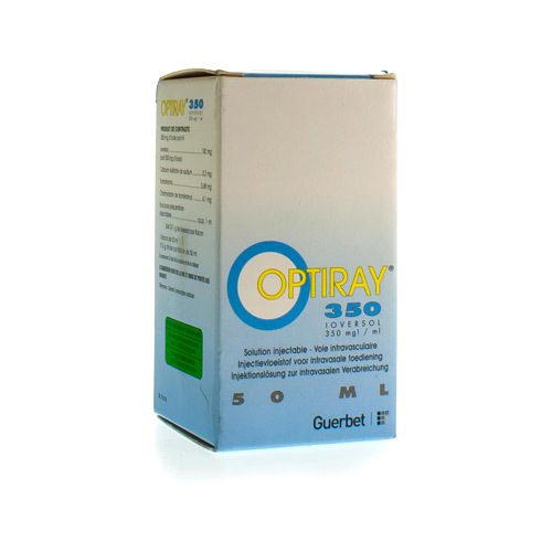 Optiray 350 Mg I/Ml (50 Ml)