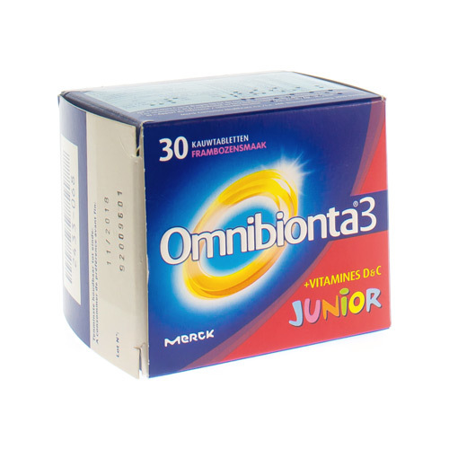 Omnibionta 3 Junior (30 Tabletten)