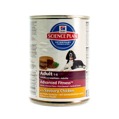 Hills Sc Plan Canine Adult Chicken (370 Grammes)