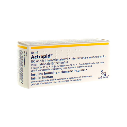 Actrapid  10 Ml