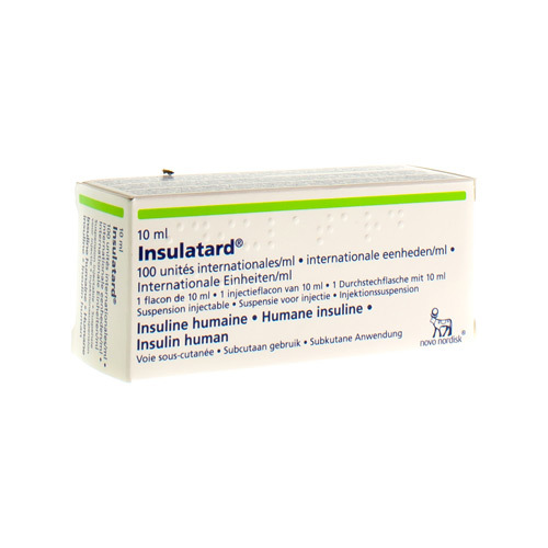Insulatard (10 Ml)