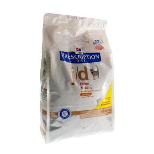 Hills Prescrip Diet Feline Jd (2 Kg)