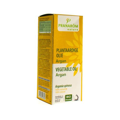 Pranarrom Argaan Plantaardige Olie (50 Ml)