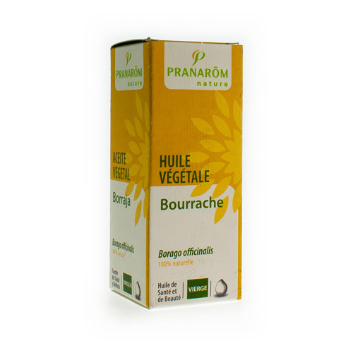 Pranarom Bourrache Huile Vegetale (50 Ml)