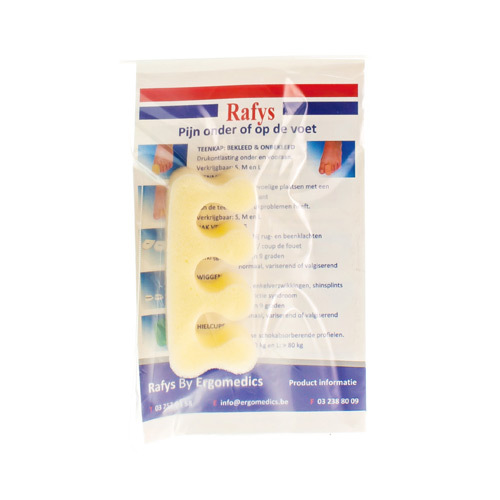 Rafys 1212 Teenspreider Soft 5 T Tgz