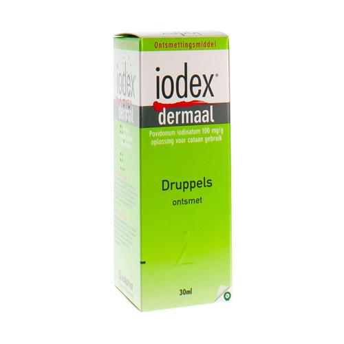 Iodex Dermaal 100 Mg/G (30 Ml)