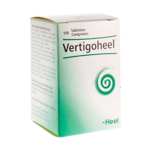 Vertigoheel 100 Tabletten