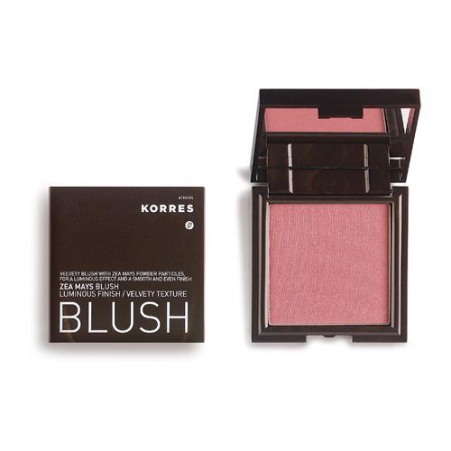 Korres Blush Zea Mays 22 Purple