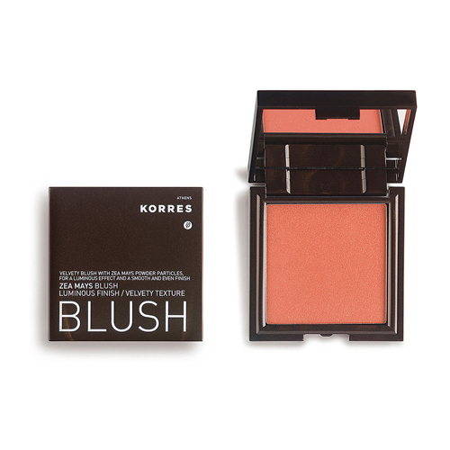 Korres Blush Zea Mays 44 Orange