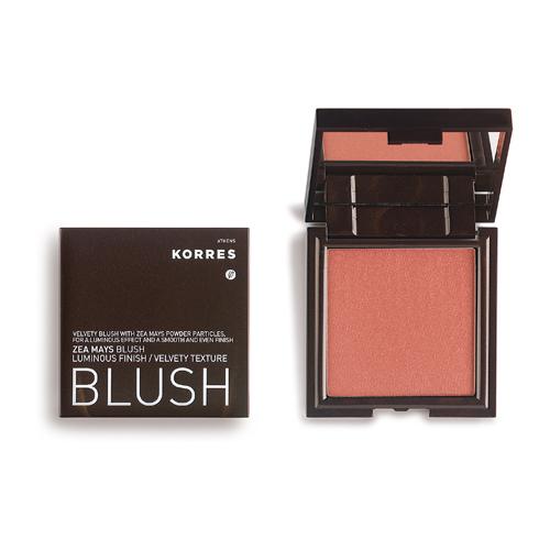 Korres Blush Zea Mays 45 Coral