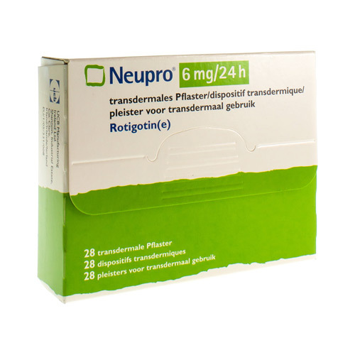 Neupro 6 Mg/24 Heures (28 Dispositifs)
