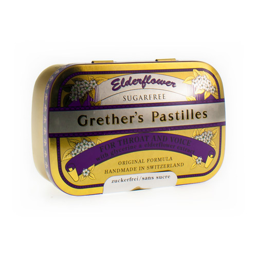 Grethers Pastill Baie Sureau Ss 110G