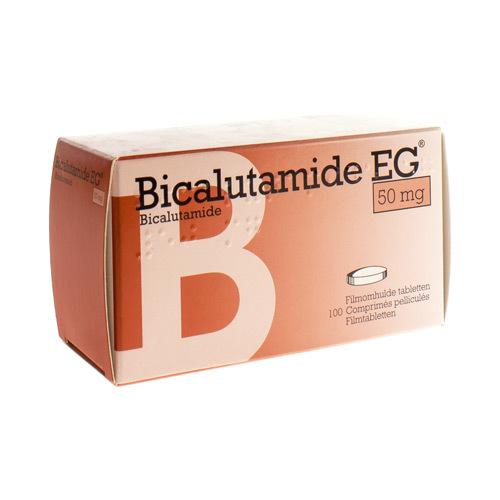Bicalutamide EG 50 Mg  100 Comprimes