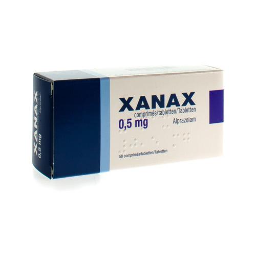 Xanax Pi Pharma 0,50 Mg (50 Comprimes)