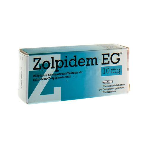 Zolpidem Pi Pharma EG 10 Mg (30 Comprimes)