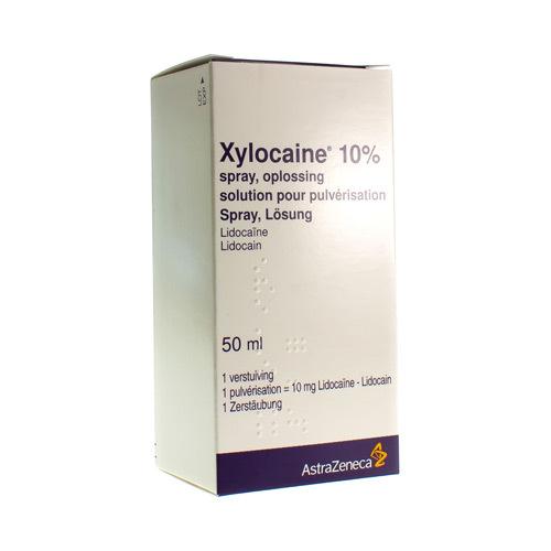Xylocaine Spray 10% (50 Ml)