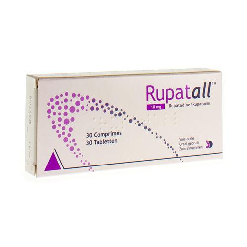 Rupatall 10 Mg (30 Comprimes)