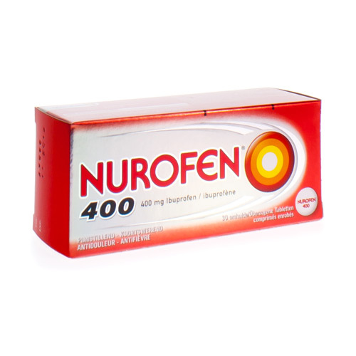 Nurofen 400 Mg (30 Tabletten)