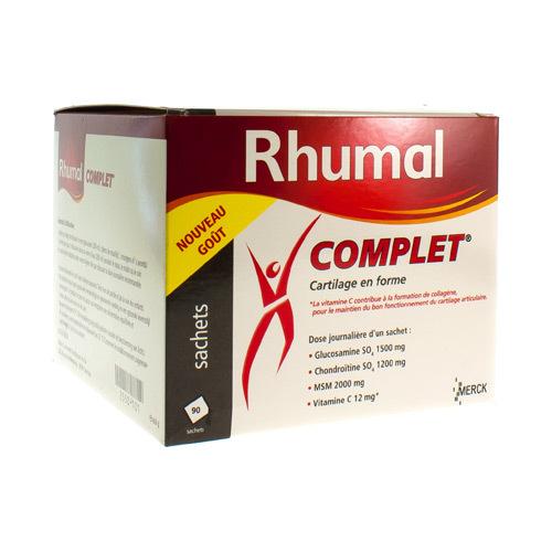 Rhumal Complet 90Sach