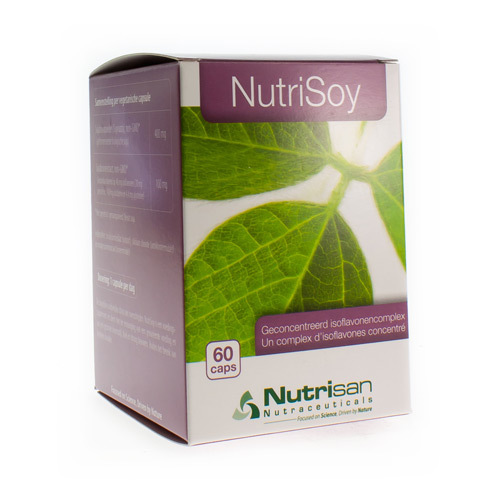 Nutrisoy (60 Capsules)