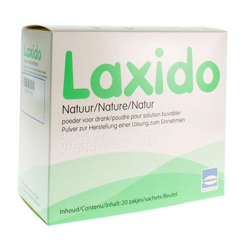 Laxido Nature (20 Sachets)