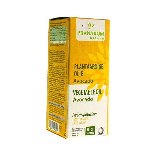 Pranarrom Avocado Bio Plantaardige Olie (50 Ml)
