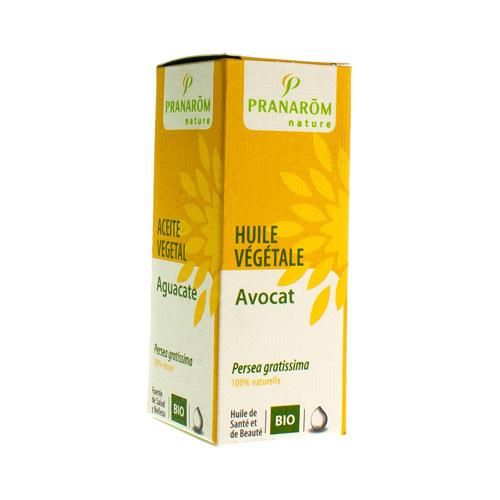 Pranarrom Avocado Huile Vegetale (50 Ml)