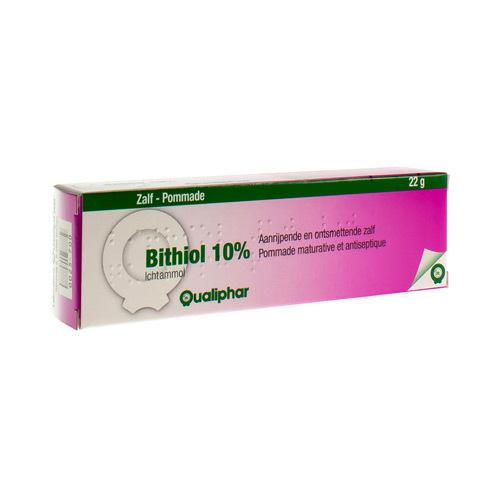 Bithiol Qualiphar Pommade 10%  22 Grammes