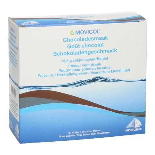 Movicol Goa»T Chocolat 13,9 G (20 Sachets)