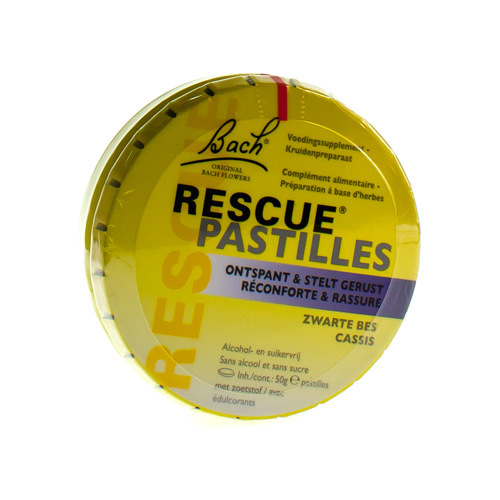 Bach Rescue Past Zwart Bes 3455 50G