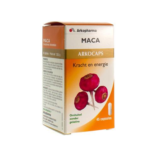 Arkocaps Maca  45 Capsules