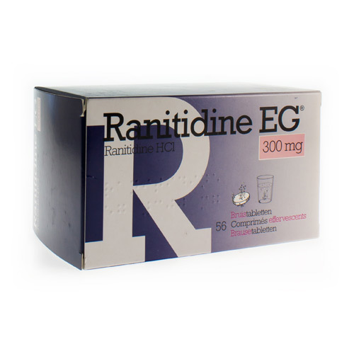 Ranitidine Eg Comp Eff 56X300 mg Tube