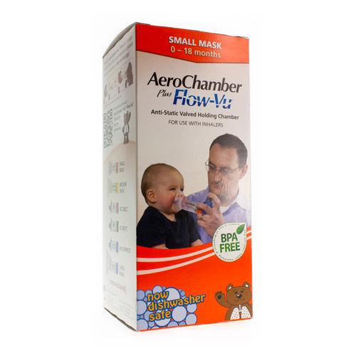 Aerochamber Plus Astat Mask Baby Had