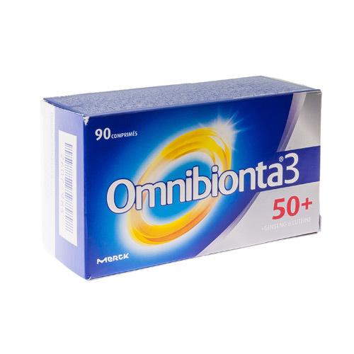 Omnibionta 3 50+ (90 Comprimes)