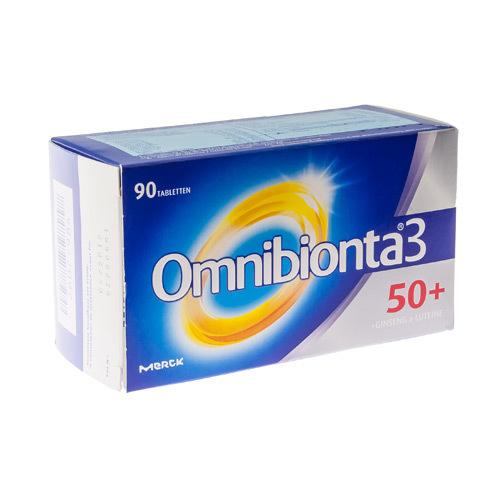 Omnibionta 3 50+ (90 Tabletten)