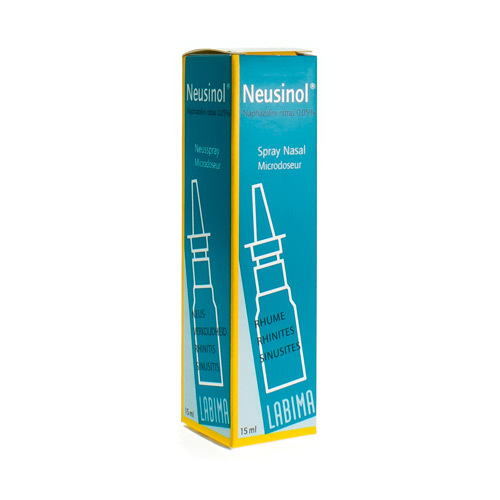 Neusinol Spray Nasale (15 Ml)
