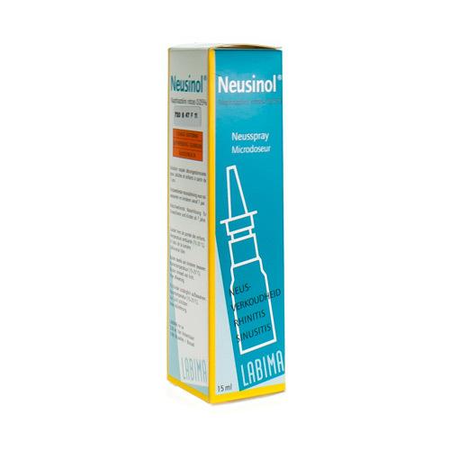 Neusinol Neusspray (15 Ml)