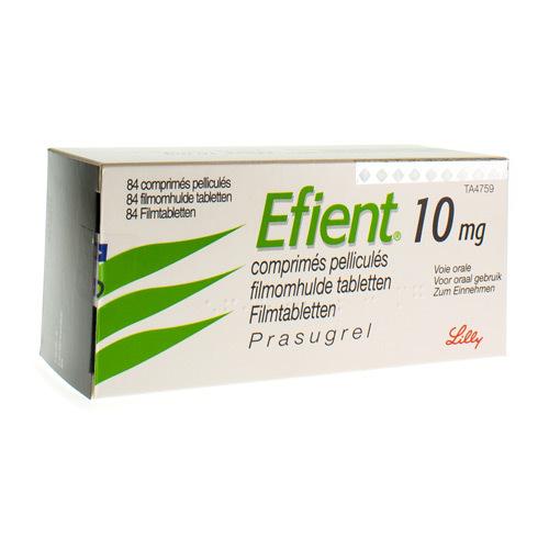 Efient 10 Mg (84 Comprimes)