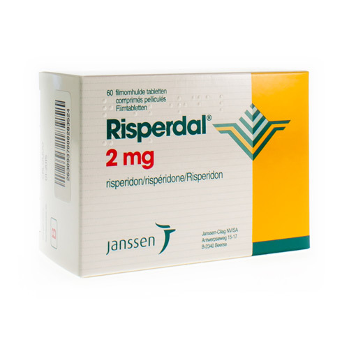 Risperdal Pi Pharma 2 Mg (60 Comprimes)