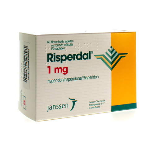 Risperdal Pi Pharma 1 Mg (60 Comprimes)