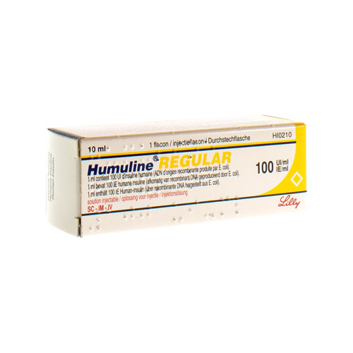 Humuline Regular (10 Ml)