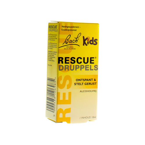 Bach Rescue Kids Druppels  10 Ml