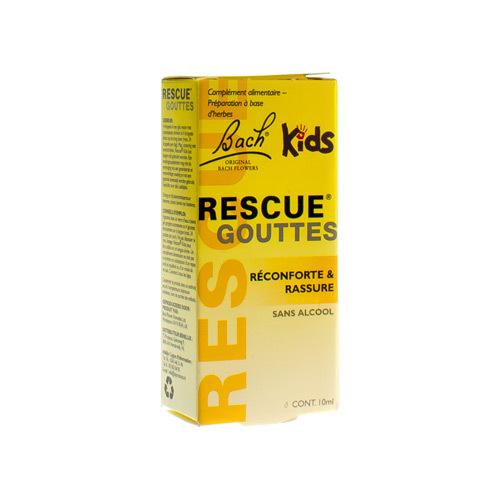 Bach Rescue Kids Gouttes  10 Ml