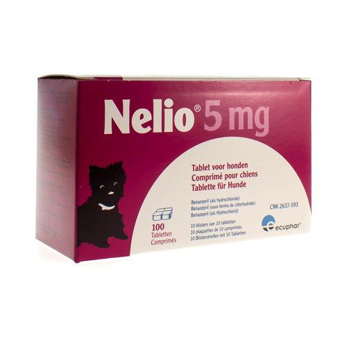 Nelio Veterinaire 5 Mg (100 Comprimes)