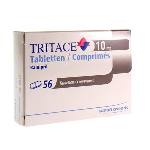 Tritace Pi Pharma 10 Mg (56 Comprimes)