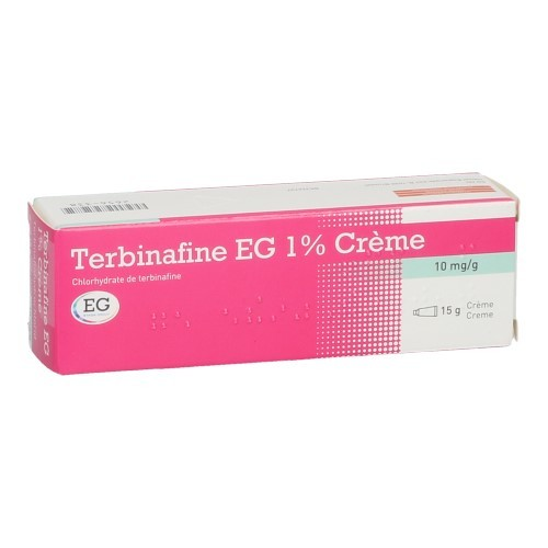 Terbinafine EG Creme 1% (15 Gram)