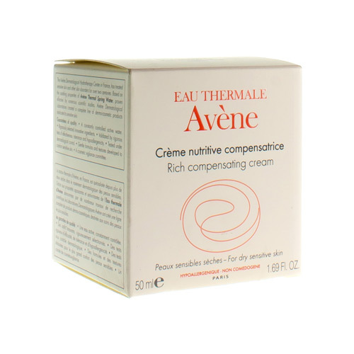 Avene Creme Nutritive Compens Ps 50Ml