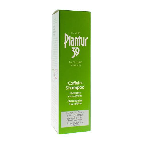 Plantur Shampoo+Caf Chev Fins 250Ml