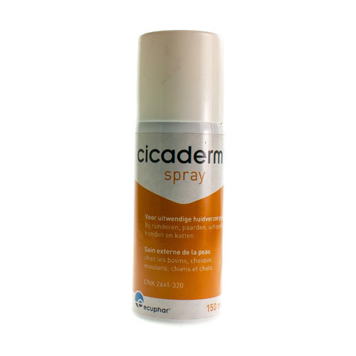 Cicaderm Spray 150 Ml